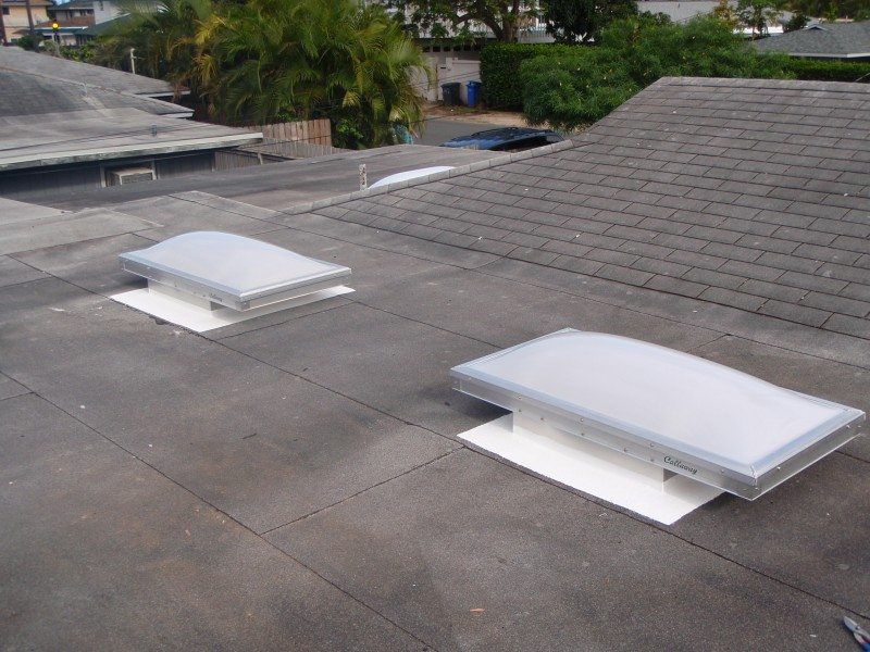 Tropical reflect coat all weather surfaces for Skylights of hawaii llc